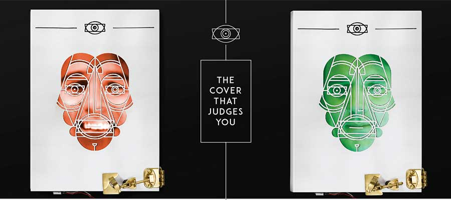 The cover that judges you marketing editoriale.Marketing e strategie di comunicazione su misura per affermare il tuo brand.