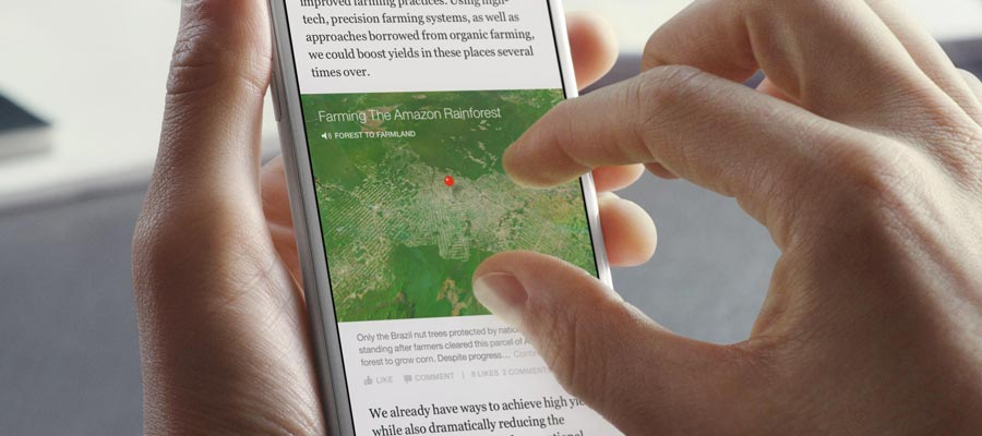 Facebook Instant Articles. Marketing e strategie di comunicazione su misura per affermare il tuo brand.