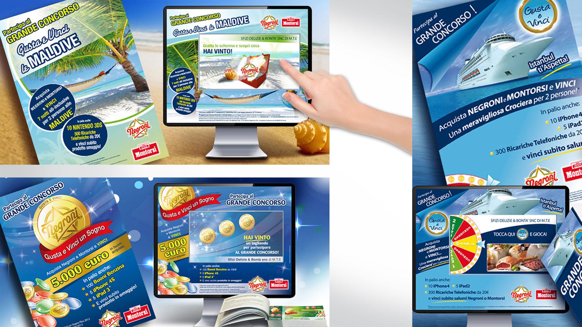 Coupon Negroni.Marketing e strategie di comunicazione su misura per affermare il tuo brand.